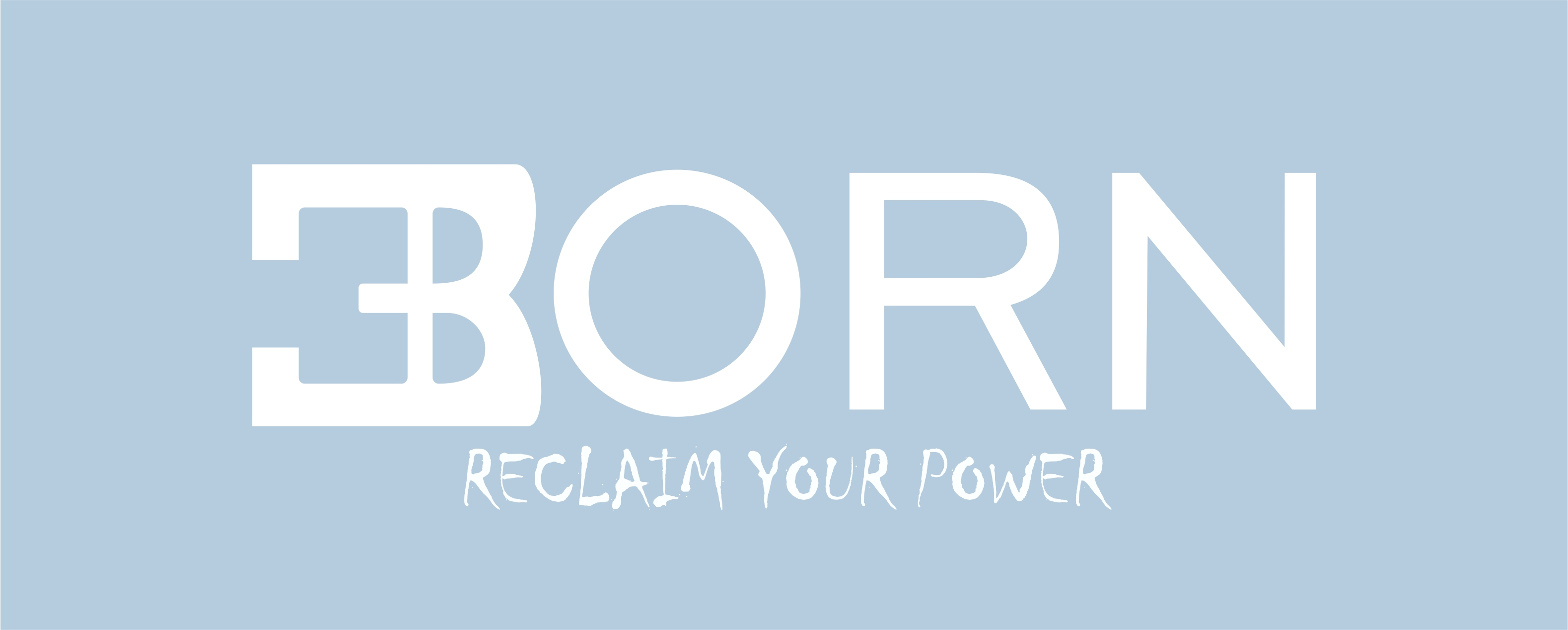 3BORN LOGO SLOGAN